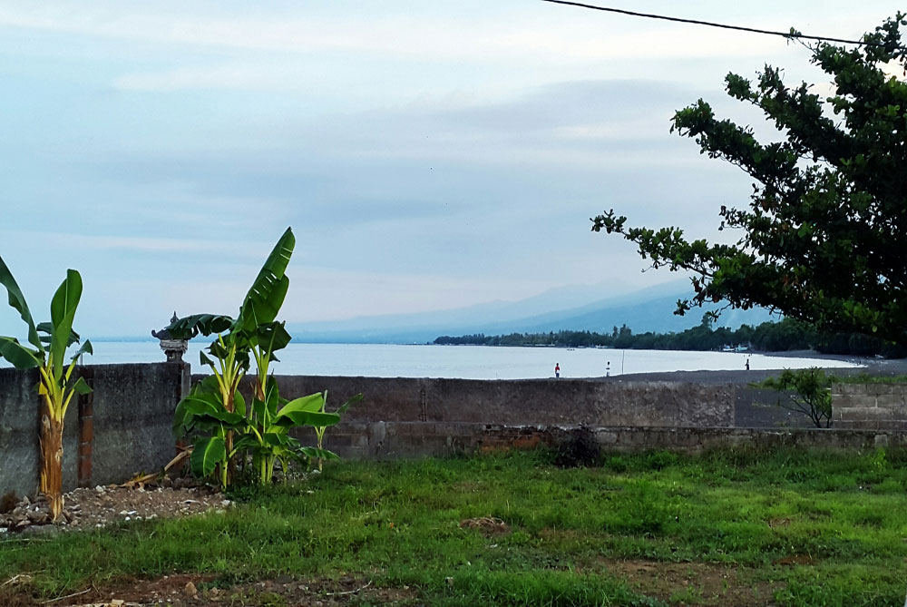 Bali beachfront land for sale NW-L017