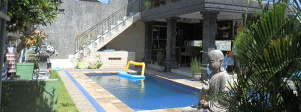 Bali Lovina town villa for sale