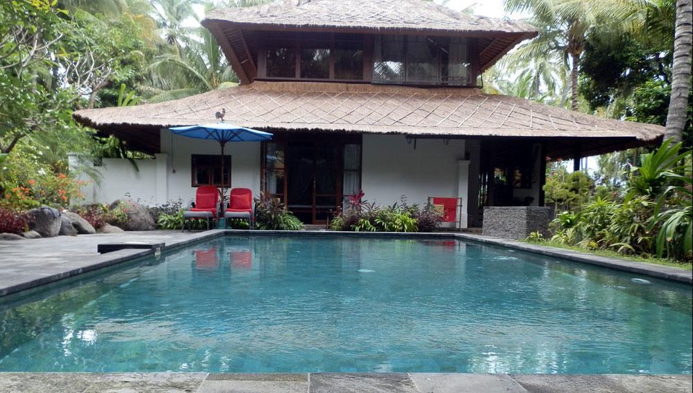 bali beach villa sale