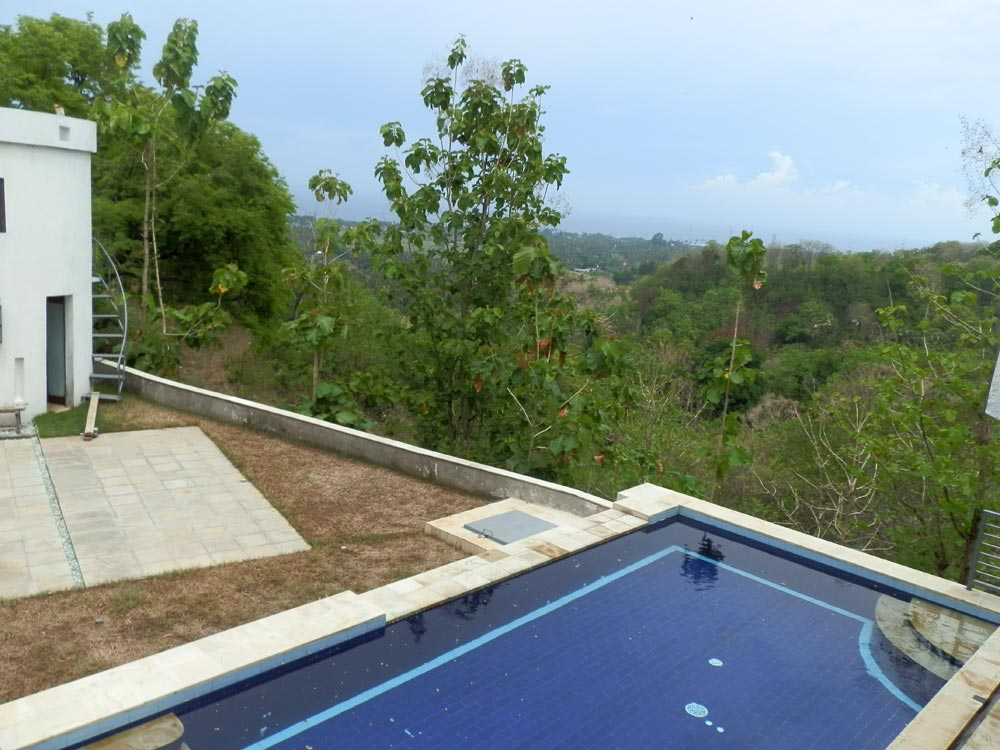 Bali ocean view villa for sale NB-V067