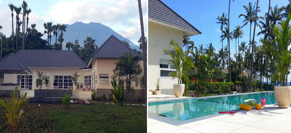 East Bali beach villa for sale NE-V021