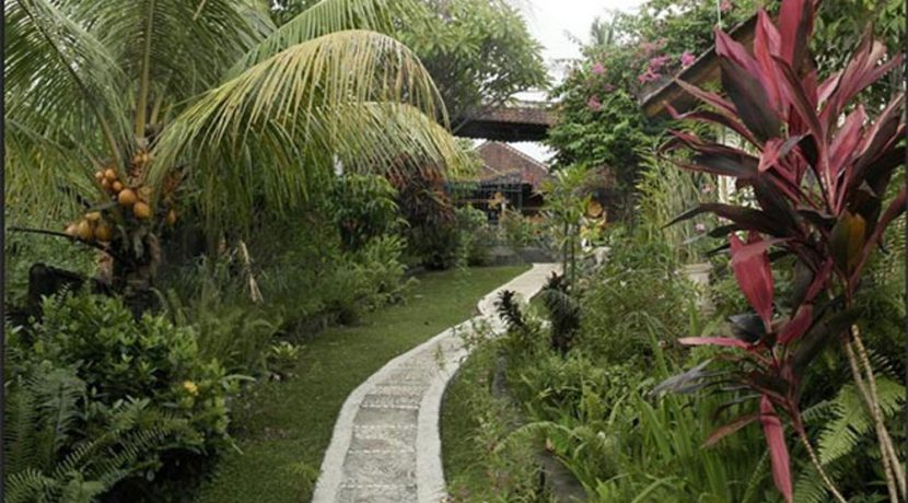 hotel for sale lovina bali entrance