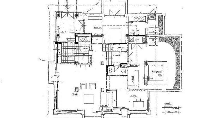 north east bali beach villa for sale master drawing