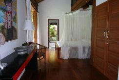 north east bali beach villa for sale master guest-bedroom