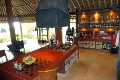 north east bali beach villa for sale master guest kitchen