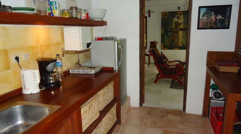 north east bali beach villa for sale kitchen