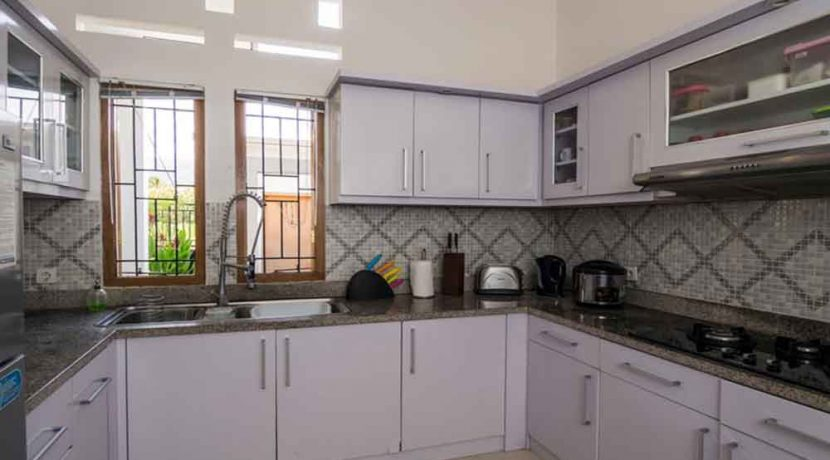 bali lovina house for sale kitchen