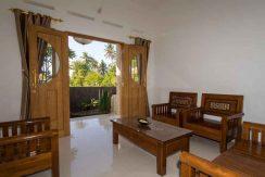 bali lovina house for sale living
