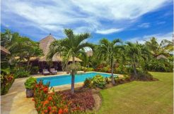 north bali oceanfront villa for sale