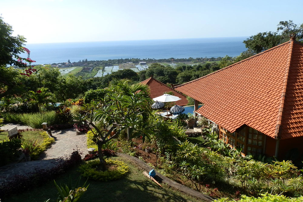 Bali sea view hotel for sale NB-C03