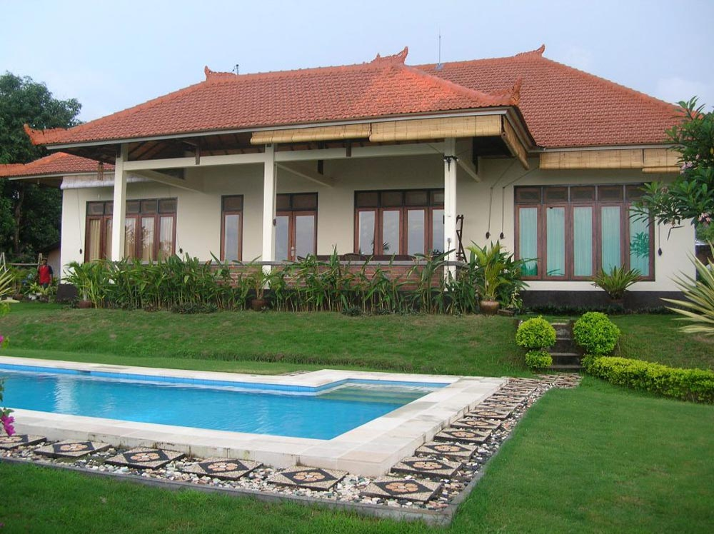 Bali ocean view villas for sale NB-V066