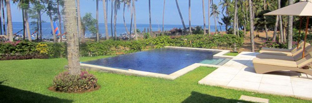 bali beach villa for sale