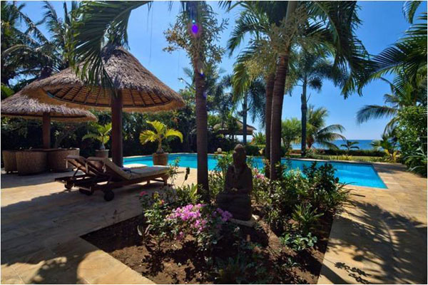 Bali beachfront villas for sale NW-V014