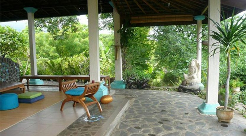 hotel for sale lovina bali terrace