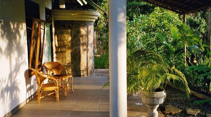 hotel for sale lovina bali bungalow superior terrace