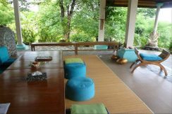 hotel for sale lovina bali terrace-dining