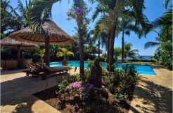 north bali seafront villa for sale