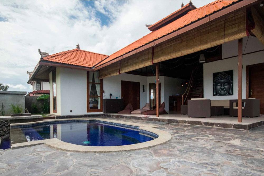 Bali beach villa for sale WB-V001