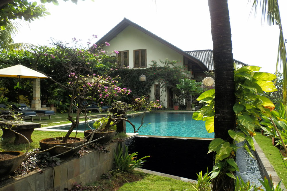 Bali ocean view villa for sale NB-V076