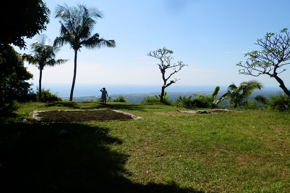 Bali ocean view land for sale NB-L030