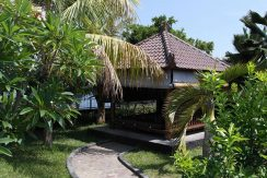 bali oceanfront villa for sale entrance bale
