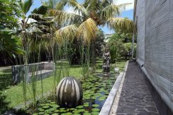 bali oceanfront villa for sale garden