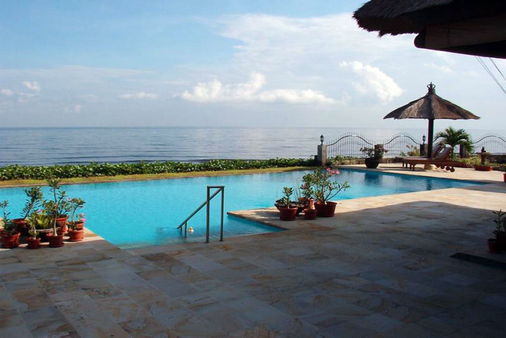 Bali beachfront villa for sale NB-V045