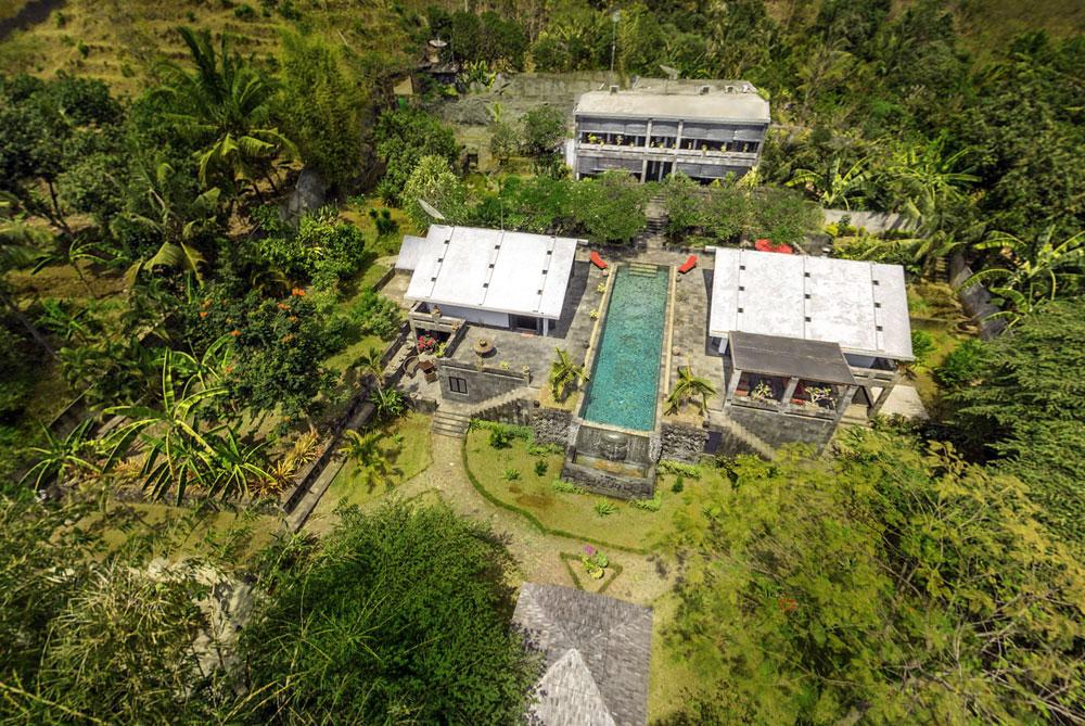 Lovina villa for sale – North Bali hillside villa