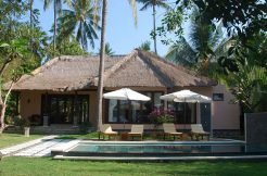 north east bali oceanfront villa for sale