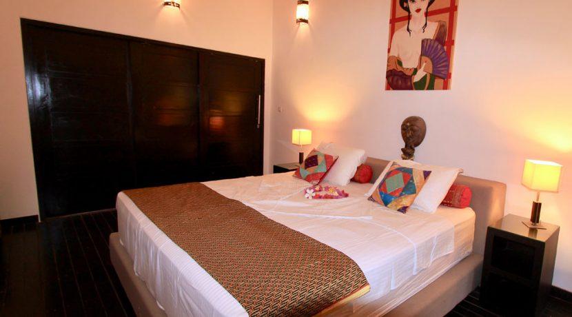 bali beachfront villa for sale bedroom