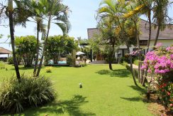 bali beachfront villa for sale garden