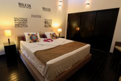 bali beachfront villa for sale guest bedroom