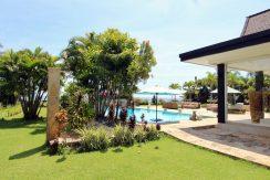 bali beachfront villa for sale pool outdoor shower