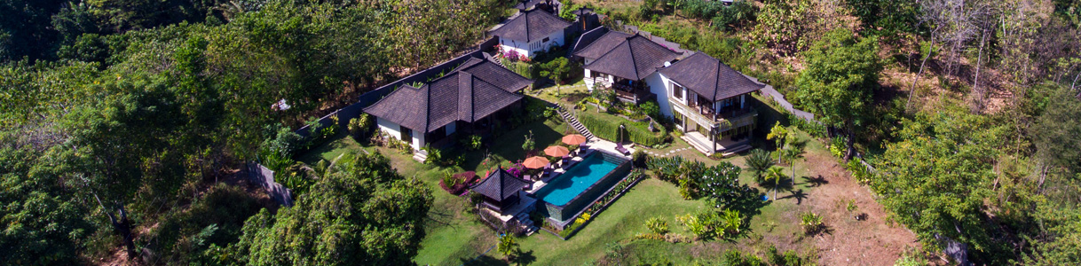 bali villa rental business
