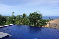 bali ocean view villa
