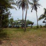 north bali beachfront land for sale