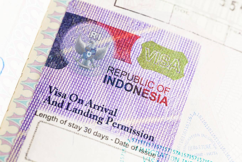 bali indonesia visa permit
