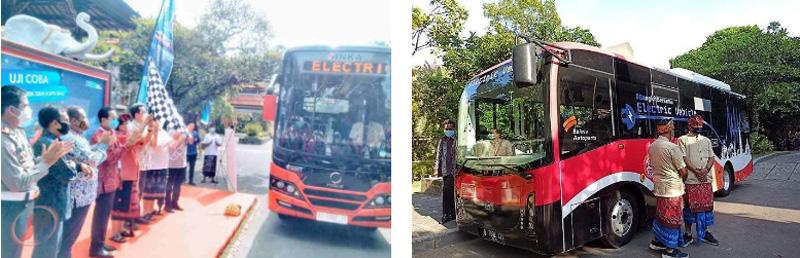 bali bus system
