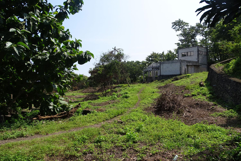 Bali hillside ocean view land for sale close to Lovina