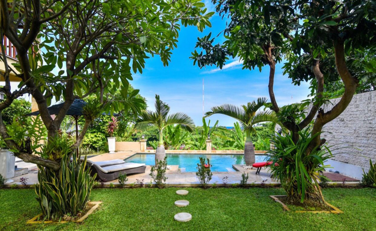 Bali Sea View Villa – 3 bedroom with private pool