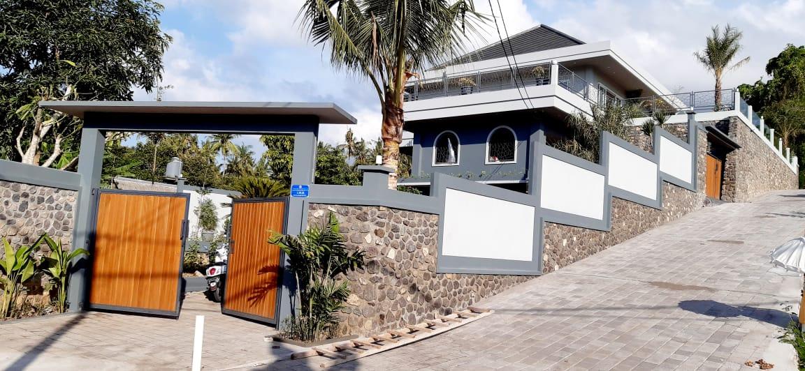 bali lovina sea view villa