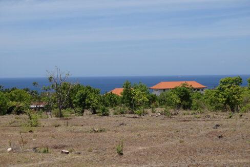 bali tulamben sea view land