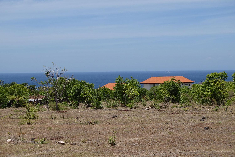 Bali Tulamben sea view land for sale NE-L015